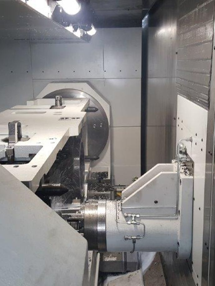 "Manufacturing comples for machining of parts ""Bolster"""