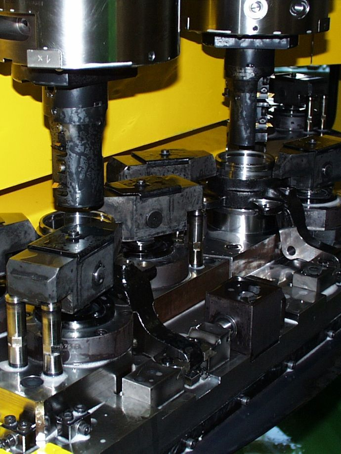 Supply of a special processing machine for precision processing of pendulum bearings