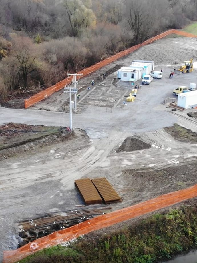 Construction of wastewater treatment plant in the Jastrebarsko agglomeration