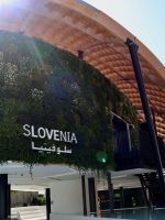 Completion of the construction of the Slovenian pavilion EXPO 2020 Dubai