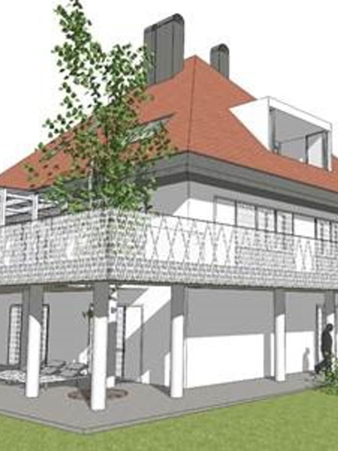 Renovation of Villa Golovec